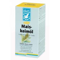 Backs Maiskeimöl 250 ml