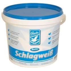Backs Schlagweiß 10 Liter