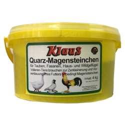 Klaus Magensteinchen 4 kg