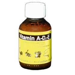 Klaus Vitamin A-D3-E 500 ml