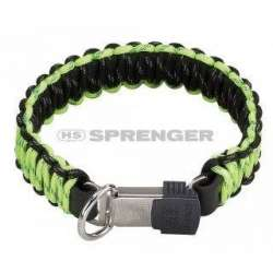 Paracord Halsband 45 cm,...